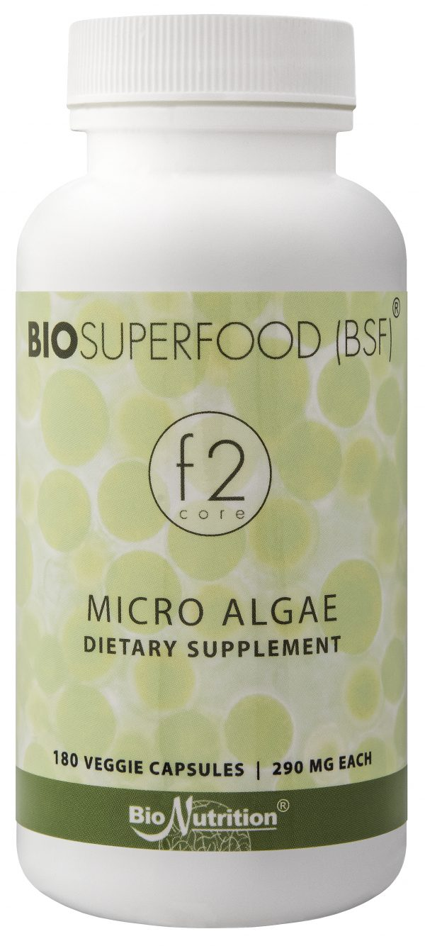BioSuperfood f2 180-count bottle