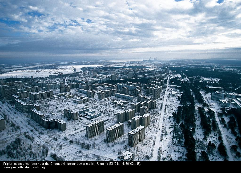 Abandoned city of Pripyat Ukraine BioSuperfood