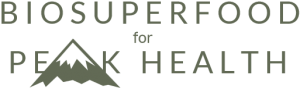 BioSuperfood for Peak Health Logo